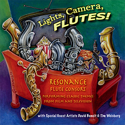 Lights, Camera, FLUTES!