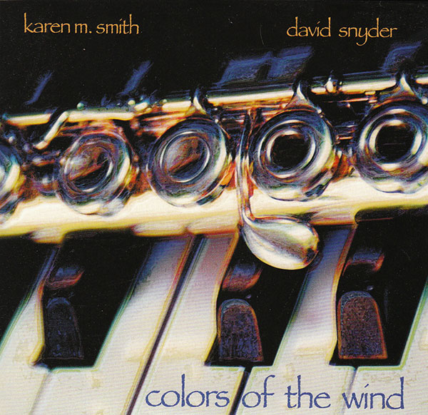Colors of the Wind Album Cover