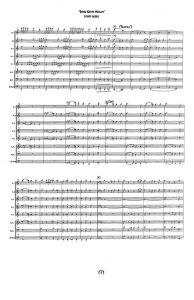 Snow White Medley Score Pg 4